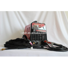 Plastique portable 3 en 1 cc tig mma cut machine à souder