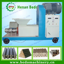 China made wood sawdust fuel briquette production line with the factory price 008613253417552