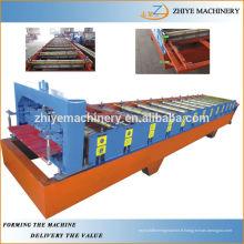 Machine de formation de rouleaux de feuilles ppgi
