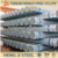Tianjin soudé GI Pipe pour poste de clôture