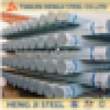 Tianjin soldado GI Pipe para poste de vedação