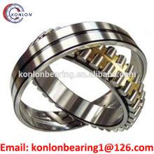 NJ202E Roulement à rouleaux fiable, rangée simple, perçage droit, anneau intérieur amovible, à bride, haute capacité, Clearanc normale