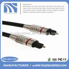 10ft Digital Audio Optisches Faserkabel 7.0mm 3m
