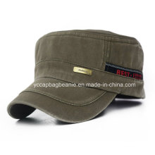 Cottoncanvas Military Hat, Military Cap