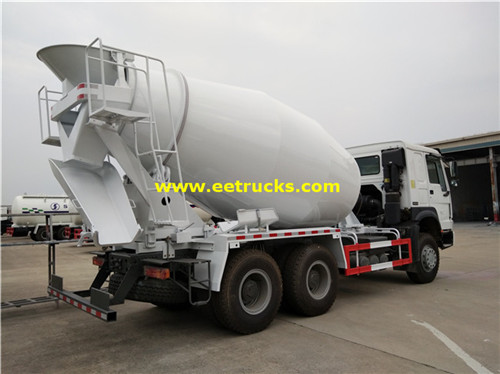 SINOTRUK 6000L Transit Mix Trucks