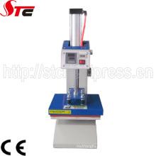Máquina quente pneumática automática da imprensa do certificado do CE para o caso do iPhone