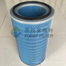 FORST Mejor precio plisado Oval Filtro de Aire Elemento P191889