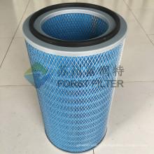 FORST Melhor Preço Plissado Oval Filtro de Ar Elemento P191889