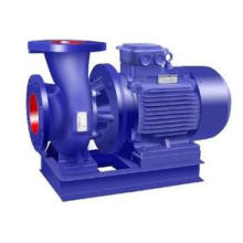 Horizontal Chemical Process Pipeline Inline Centrifugal Water Pump