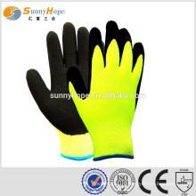 SUNNYHOPE пена нитриловая зимняя перчатка