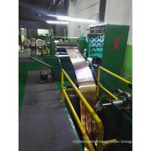 Precision stainless steel slitting machine