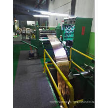 Máquina cortadora de acero inoxidable de precisión
