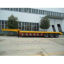 3-Achsen-Tieflader-Anhänger, 13m Tiefbett-Sattelanhänger