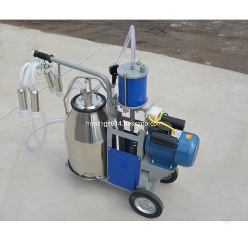 milking machine (22)