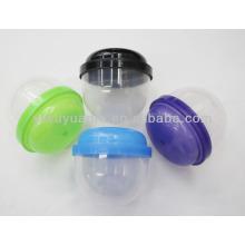 Высокое качество пустые Пластиковые игрушки капсула игрушки Торговый автомат