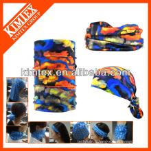 Tube magic brand sport foulard sans couture