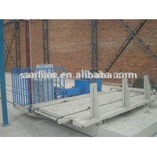 metal wall panel formed machine