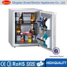 Gás do mini refrigerador do hotel do certificado de CE / ROHS / GS e refrigeradores elétricos