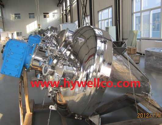 SASP Recycling Material Dryer