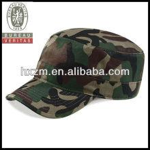Chapeaux et casquettes militaires en camouflage en coton