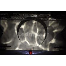 Ao ar livre 6PCS * 3W Lumiled LED Waterwave Luz Refletindo Efeito
