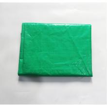 2x3m green PE tarpaulin sheet