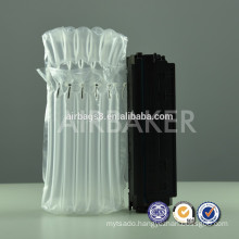 Durable use Inflatable air bags cushion bag with PE/PA Transparent Plastic Cushion Air Bag for packing toner cartridge