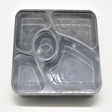 Free Sample Microwave Plastic Disposable Food Containers