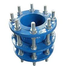 Cuerpo de hierro Ductilie con tornillos galvanizados Articulación de desmontaje