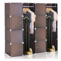 DIY Big Wardrobe, Wall Cube Storage, Home Storage Products (FH-AL0050-8)