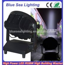 GuangZhou 100pcs x 10W alta potência levou luz projetor