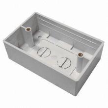 Caja trasera en 120 tipos con rendimiento estable