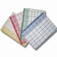 Tea Towels, Made of 100% Cotton, Measures 70 x 50cm