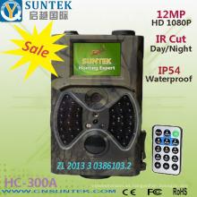 Nueva cámara infrarroja del rastro de la caza de 12MP Full HD con la exhibición 2.0 de HD