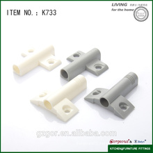 Made in China soft close plastic/rubber buffer for kitchen cabinet door