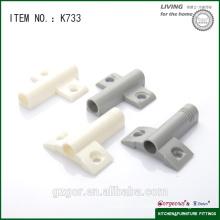 Сделано в Китае мягкий закрытый пластиковый / резиновый буфер для дверцы кухонного шкафа