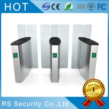 Biometric Security Entrance Optical Turnstile Speed Gate