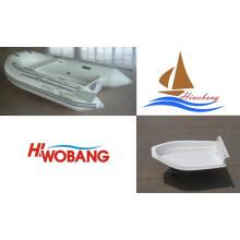 2.5m aufblasbares Marine-Rippen-Boot zu verkaufen