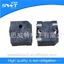 5 * 5mm 3V pequeña SMD zumbador fábrica micro piezo