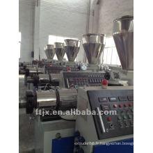 Chaîne de production PVC PROFILE ft110 haute capacité