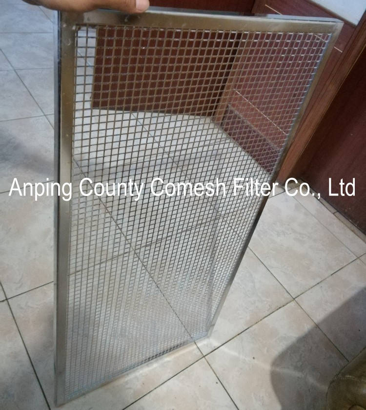 Food Grade Stainless Steel Filtering Tray