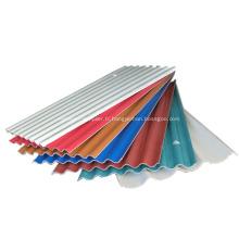 Nouvelle feuille de toiture ignifuge MgO pour atelier de matériaux