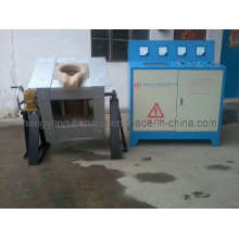 Small Induction Melting Furnace (GW-50KG)