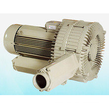 Double Stage Ring Blower 18kw Vacuum Pump Side Channel Blower