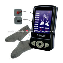 SGS/BV Audited Leading Factory Supply Portable Massager, Lithium Battery with USB or Adapter Charge