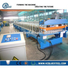 Corrugated Steel Roof Sheets Making Machine, Roof Sheet Roll Forming Machine Price