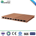 Decking Boards used in Commercial district