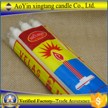 Abundante Stock New Style Home Fluted Candle