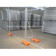 Fenêtre de clôture de jardin / clôture temporaire de jardin / jardin à bas prix Fermeture en chaîne galvanisée