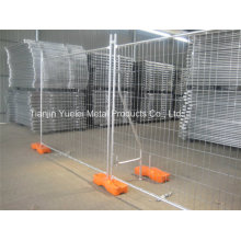 Garden Wire Mesh Fencing/Temporary Garden Fence/Cheap Garden Galvanized Chain Link Fence
